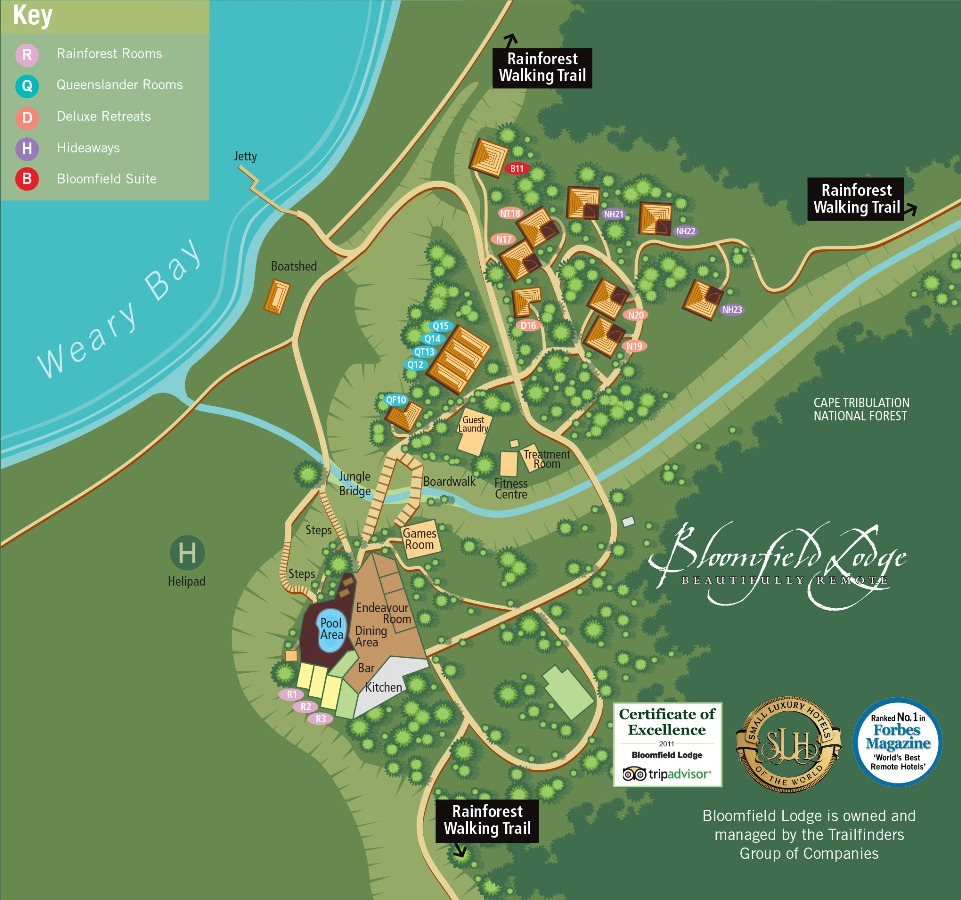 Montana Guest Retreat Gets A Fabulous Makeover For The: Bloomfield Lodge Map